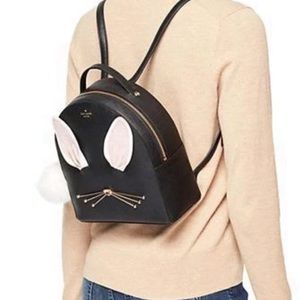 KATE SPADE HOP TO IT RABBIT BACKPACK